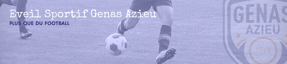 Eveil Sportif Genas Azieu Football : site officiel du club de foot de GENAS - footeo
