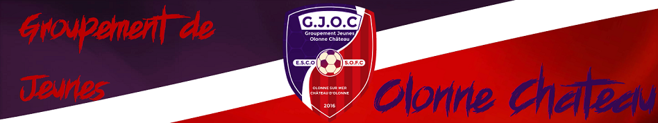 GJ OLONNE-CHATEAU : site officiel du club de foot de CHATEAU D'OLONNE - footeo