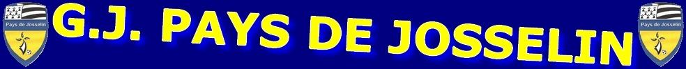Groupement des Jeunes du Pays de Josselin : site officiel du club de foot de Guégon - footeo