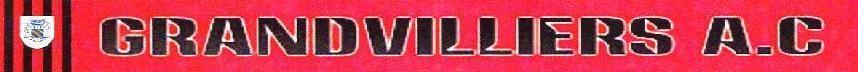 Site Internet officiel du club de football GRANDVILLIERS ATHLETIC CLUB FOOTBALL