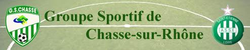 Groupe sportif de Chasse-sur-Rhône : site officiel du club de foot de CHASSE SUR RHONE - footeo