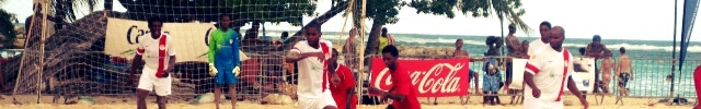 Gwada Beach Soccer : site officiel du club de foot de STE ANNE - footeo