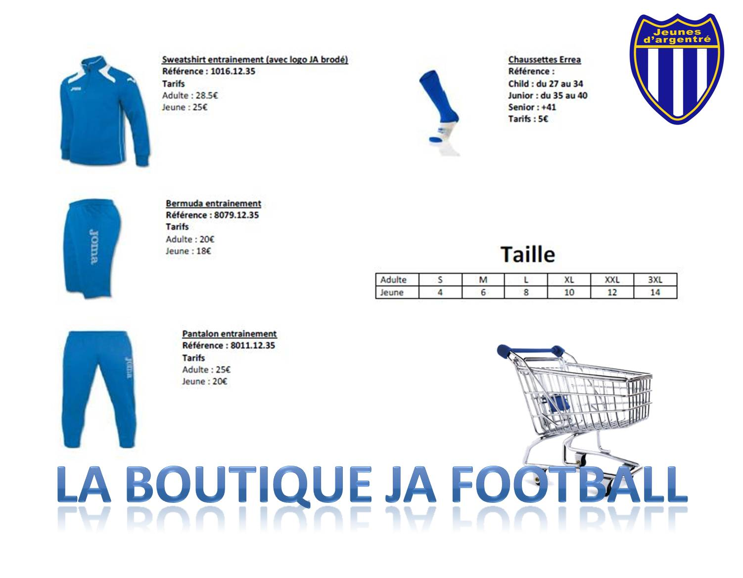 LA BOUTIQUE JA FOOT