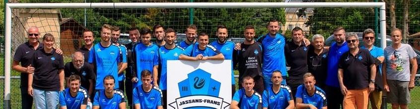 Jassans-Frans Football : site officiel du club de foot de Jassans-Riottier - footeo