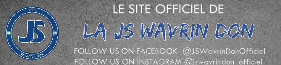 JS WAVRIN DON : site officiel du club de foot de WAVRIN - footeo