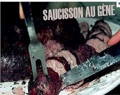 Saucisson au GENE