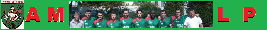 association des anciens de l'avenir maritime laleu la pallice : site officiel du club de foot de LA ROCHELLE - footeo