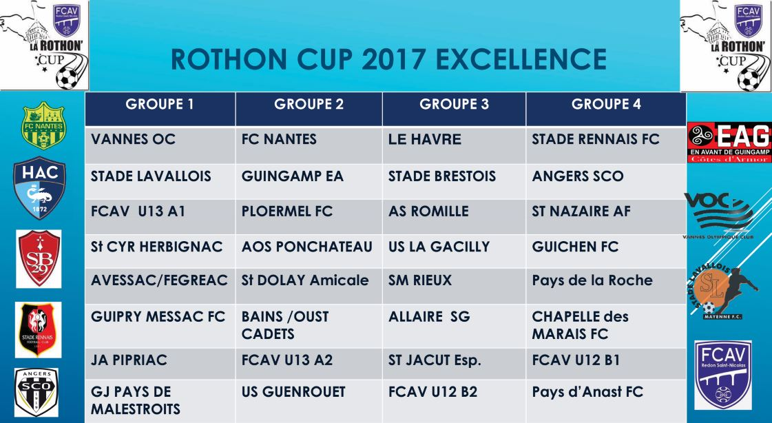GROUPES EXCELLENCE