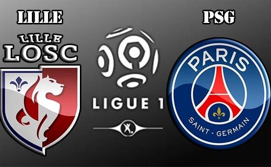 Annonce Lille - PSG