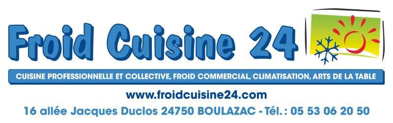 Froid Cuisine Club Football LA THIBÉRIENNE FOOTBALL Footeo - Froid cuisine 24