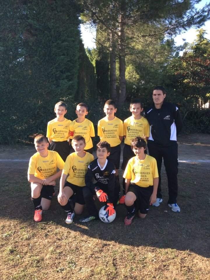 équipe u12-u13