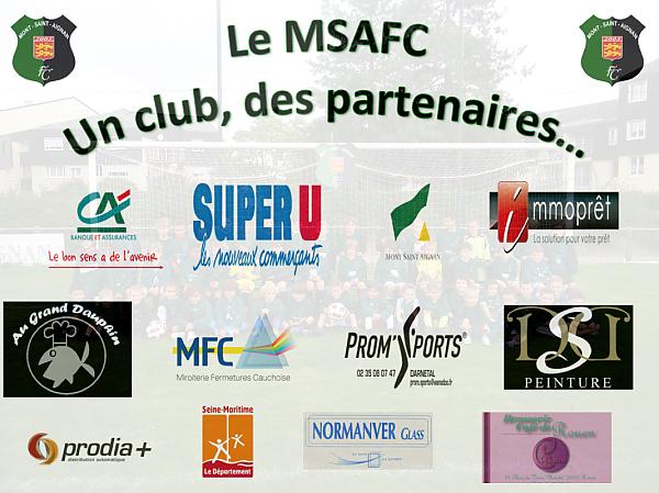 Partenaires du MSAFC
