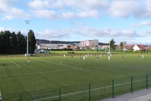 Terrain stade leo lagrange chen ve grand dijon club for Terrain dijon