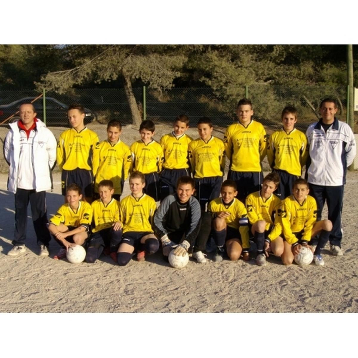 13 Ans Equipe 1