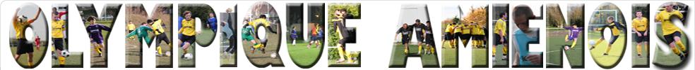 OLYMPIQUE AMIÉNOIS : site officiel du club de foot de AMIENS - footeo