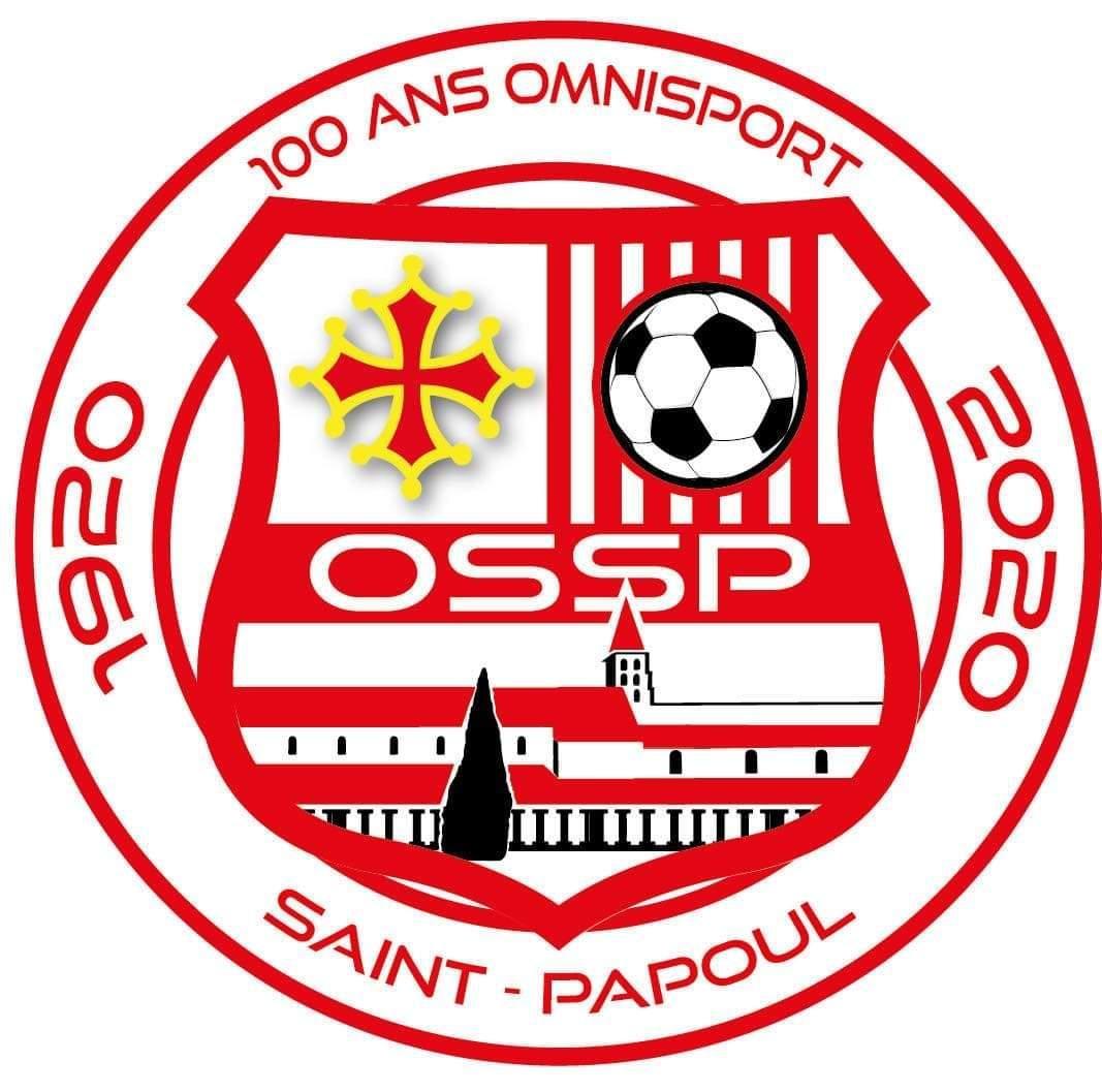 logo du club OMNISPORT SAINT-PAPOUL