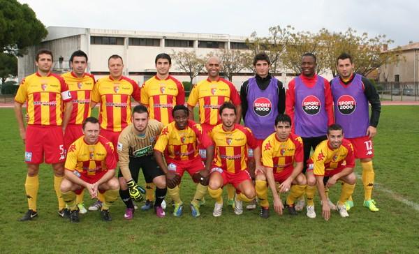 ESPP Equipe contre Agde en championnat