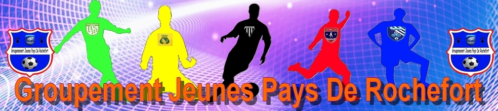 Groupement Pays De Rochefort : site officiel du club de foot de PLUHERLIN - footeo
