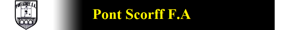 Site Internet officiel du club de football Pont-Scorff Football Association