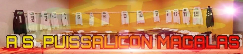 ASSOCIATION SPORTIVE PUISSALICON-MAGALAS : site officiel du club de foot de PUISSALICON - footeo