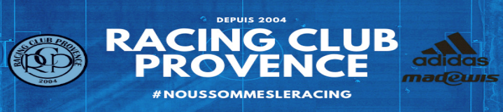 Racing Club de Provence : site officiel du club de foot de STE CECILE LES VIGNES - footeo