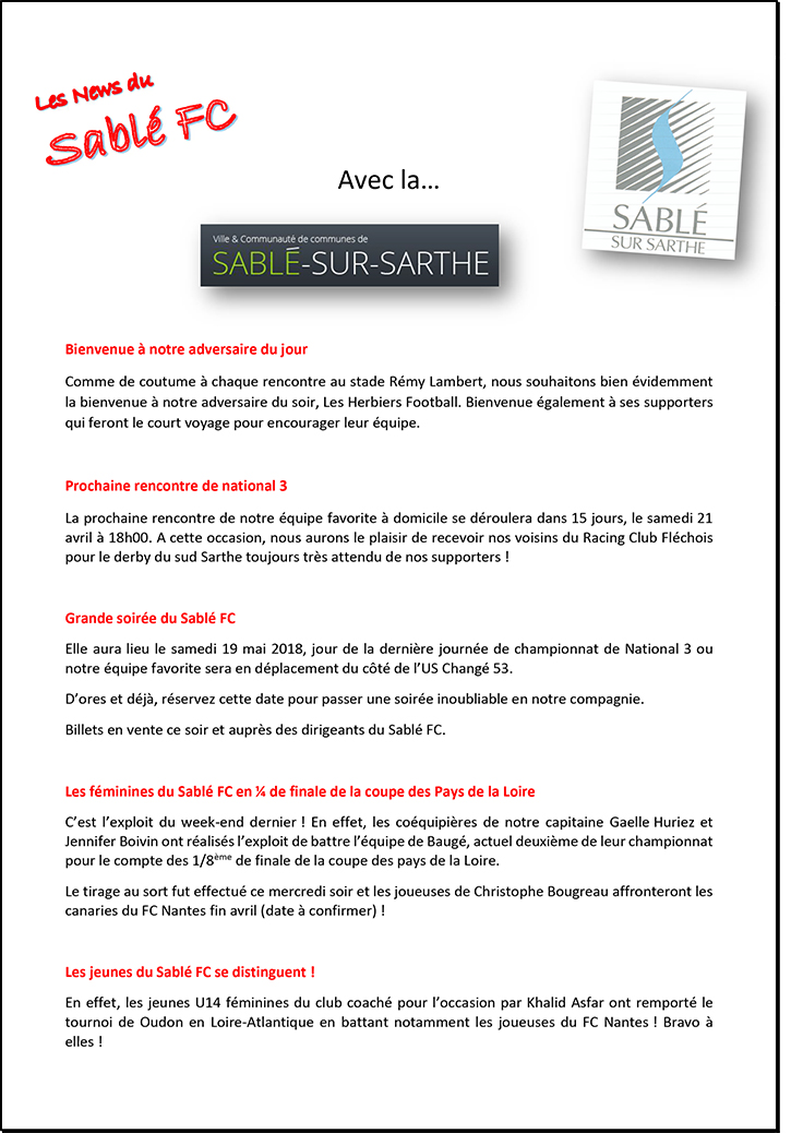 Page 2Programme Sable FC - Les Herbiers.jpg