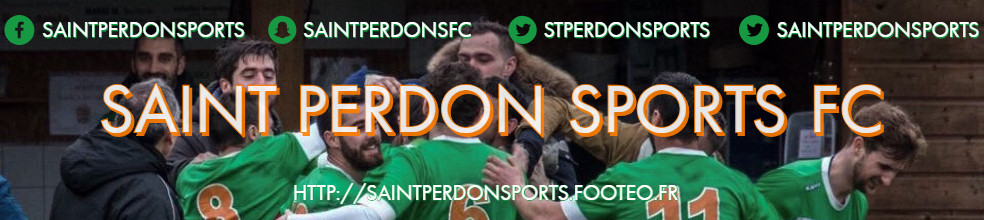 Saint Perdon Sports : site officiel du club de foot de Saint-Perdon - footeo