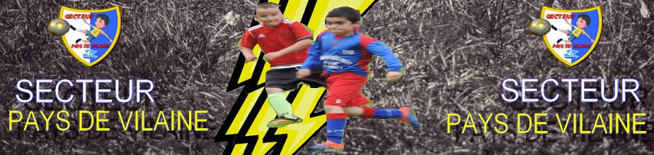 secteurpaysdevilaine : site officiel du club de foot de  - footeo