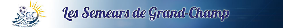 Semeurs de Grand-Champ Football : site officiel du club de foot de GRAND CHAMP - footeo