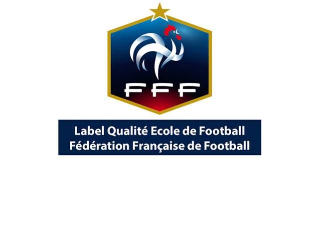 REMISE LABEL QUALITÉ ECOLE DE FOOT F.F.F.