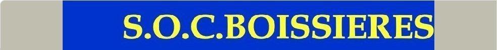 STADE OLYMPIQUE DU CHÂTEAU DE BOISSIERES : site officiel du club de foot de BOISSIERES - footeo