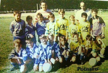 1996 - Poussins
