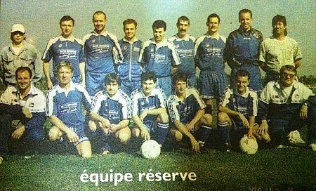 1996 - Séniors réserve