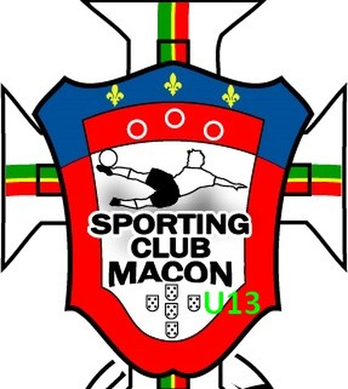mâcon sporting U13