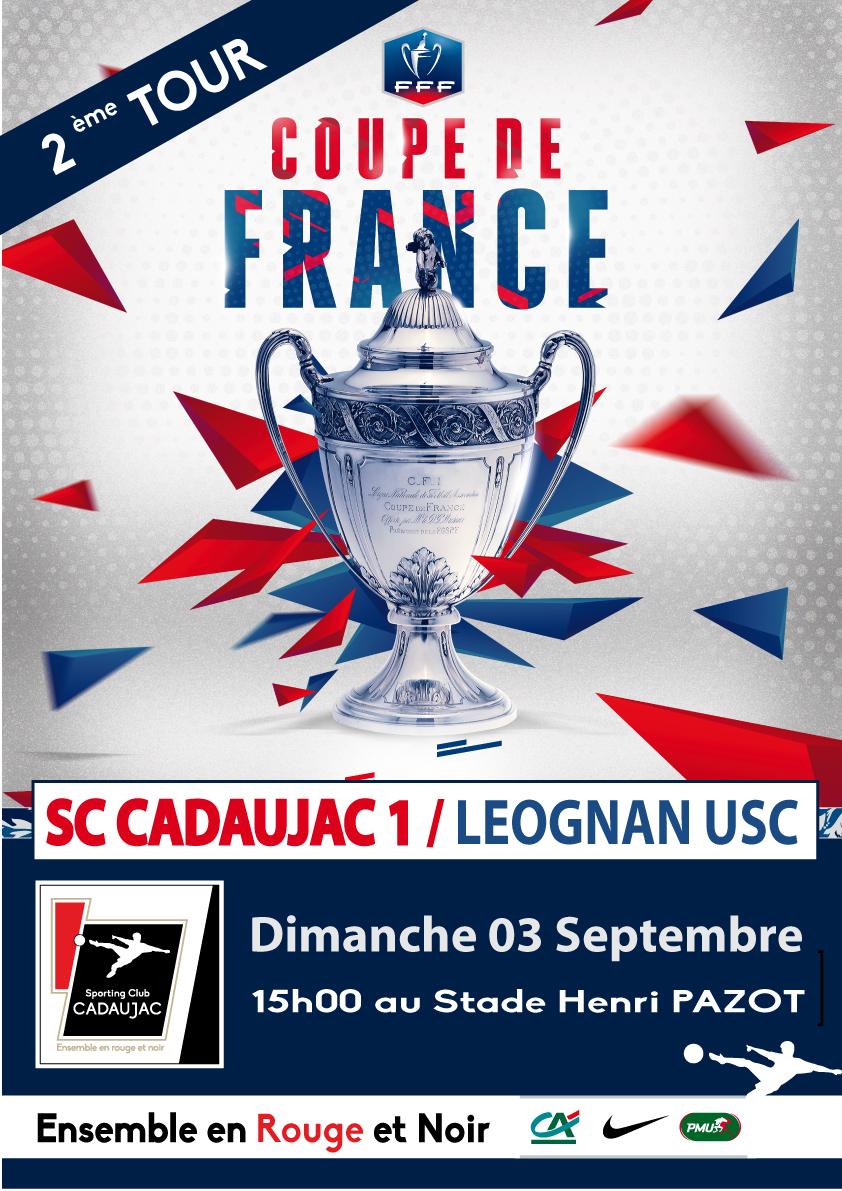 Coupe de France SCC - LEO