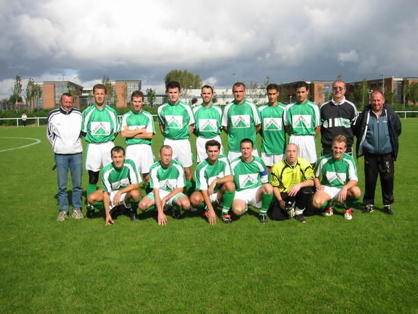 Saisons 2000 2009 club football stade lezennois footeo for Garage lesaffre faches thumesnil avis