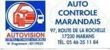 AUTO CONTROLE MARANDAIS