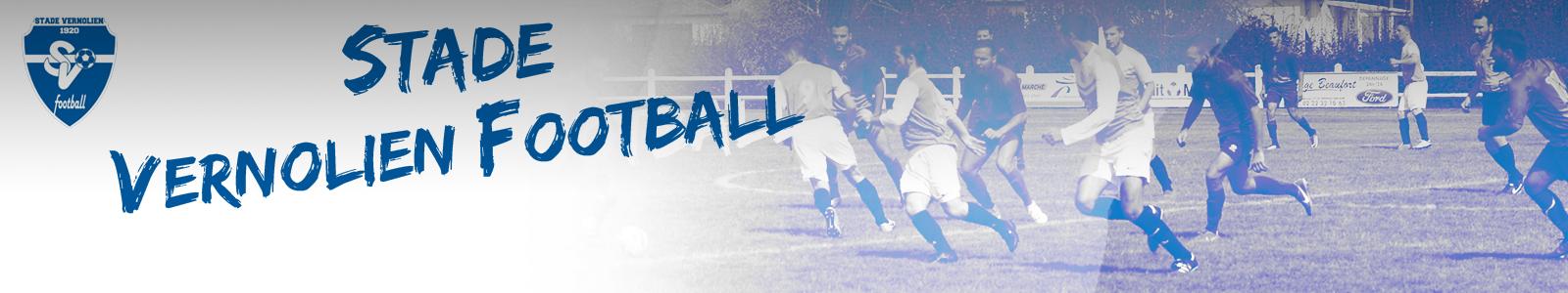 STADE VERNOLIEN FOOTBALL : site officiel du club de foot de VERNEUIL SUR AVRE - footeo