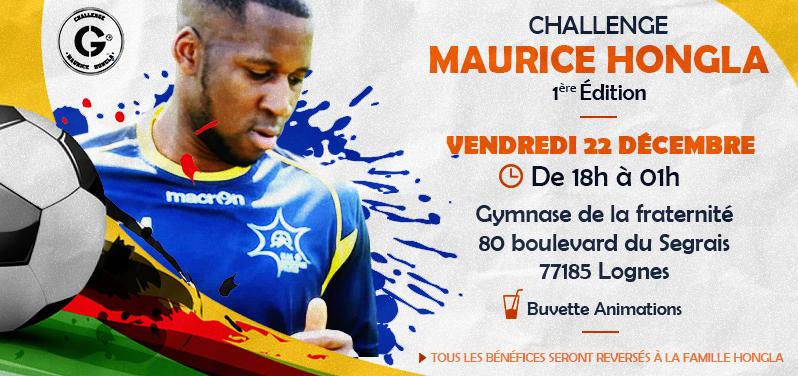 Challenge Maurice Hongla