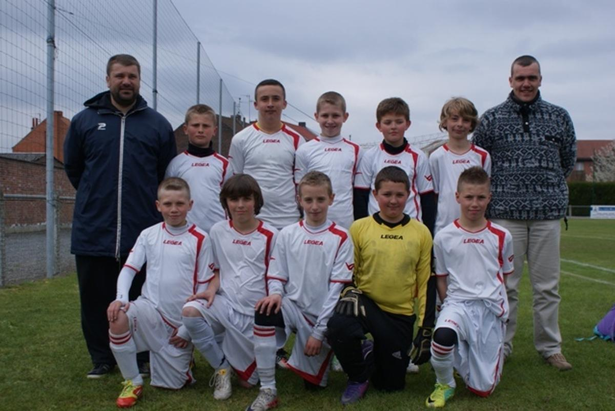 STADE ORCHIES - U13 ANS