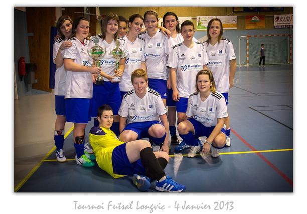 Villers : vainqueurs dans la catégorie Féminines