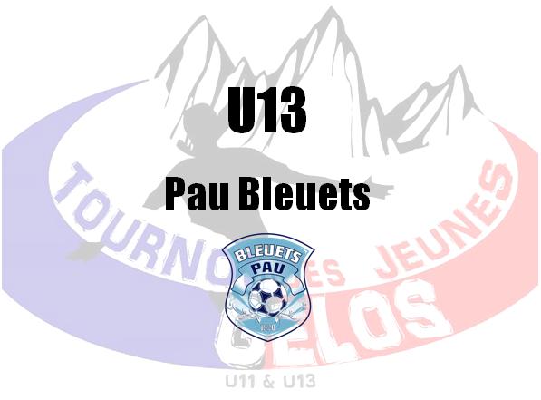U13 : Pau Bleuets