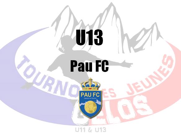 U13 : Pau FC