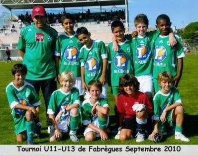 U11 Aimargues