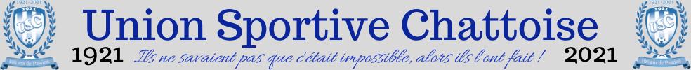 US CHATTE : site officiel du club de foot de CHATTE - footeo