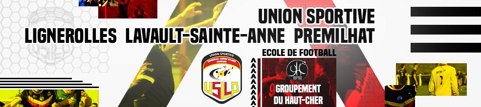 Union Sportive Lignerolles Lavault Ste Anne : site officiel du club de foot de LIGNEROLLES - footeo