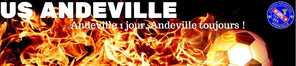 US ANDEVILLE : site officiel du club de foot de ANDEVILLE - footeo