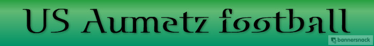Union Sportive d'Aumetz : site officiel du club de foot de AUMETZ - footeo