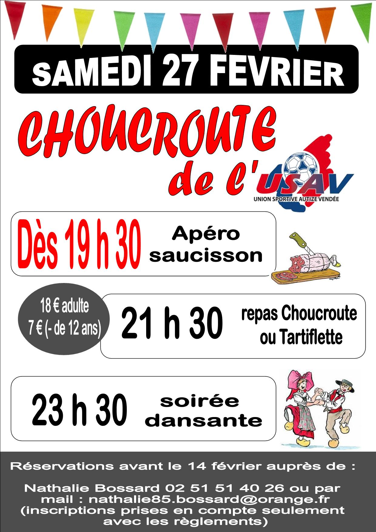 choucroute 2016
