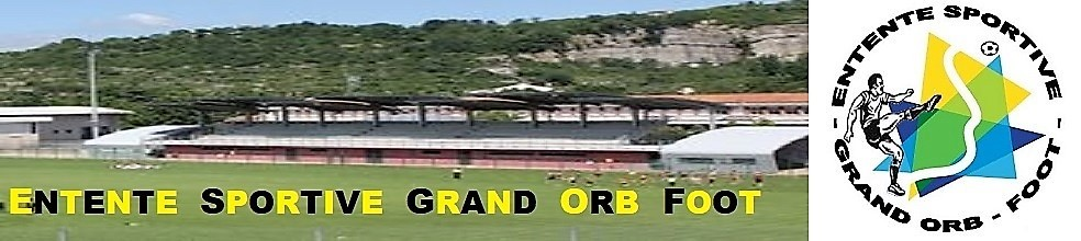 ENTENTE SPORTIVE GRAND ORB FOOT : site officiel du club de foot de BEDARIEUX - footeo